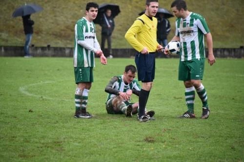 Spiel gegen BC Schretzheim